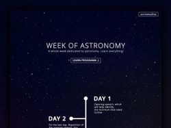 Неделя астрономии
