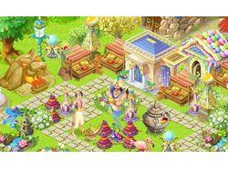 Анимации для игры Сказка (Fairy Tales)