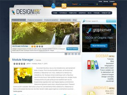 DesignGuru - Wordpress тема