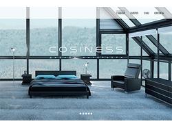 Дизайн интерьера Cosiness.