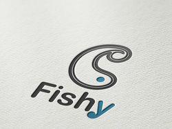 "Логотип ""Fishy"""