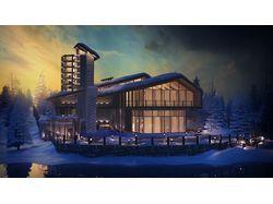 Энергоэффективный жилой дом Windtamer