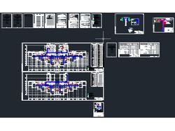 Пример спроектированной системы СТС