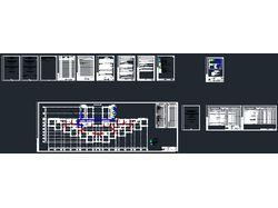 Разработка проектной документации СКС