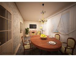 Квартира в стиле гранж