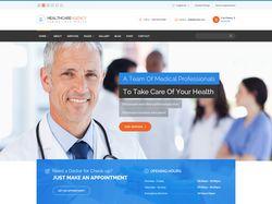 Themeforest тема для клиники