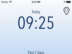 iOS App для учета времени использования устройства