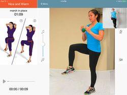 iOS App для тренировок с персональным тренером
