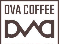 DVA Coffee branding