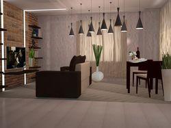 Дизайн интерьера квартиры г. Одесса