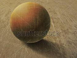 вектор stone ball, stone texture