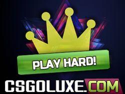 CSGOLUXE.COM (3 рекламных баннера)