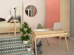 Эклектичная квартира с элементами ретро