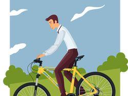 Баннер - реклама велосипедов Cronus