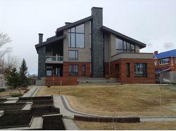 Индивидуальный жилой дом с баней на берегу Волги