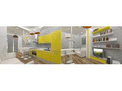 Квартира-студия для ренты