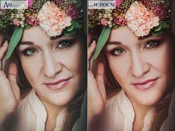 Простая обработка фото, цветокоррекция