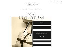 iCone&City создан с нуля.