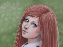 Портрет девушки 2