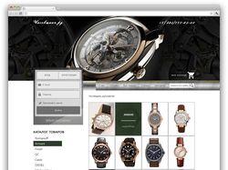 сайт продажи наручных часов