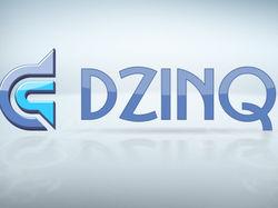 Логотип Dzinq.com