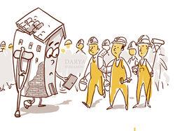 Как вместе отремонтировать многоквартирный дом?
