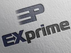 Логотип для ExPrime