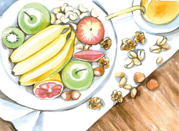 Картинки здоровое питание рисунки