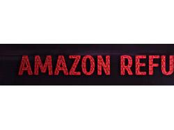 Рекламный баннер Amazon Refund Service