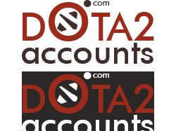 "Логотип ""Dota2Accounts"""