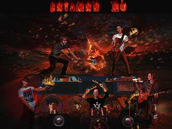 постер рок группы