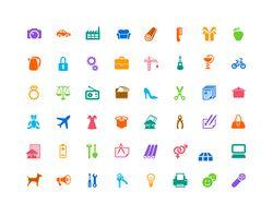 Набор иконок для Arbooz.com
