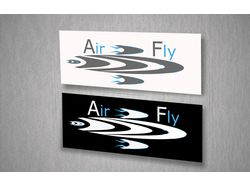 Логотип для авиакомпании