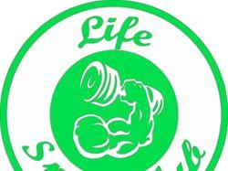 Логотип для Sport Club Life