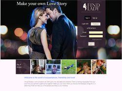 Движок для сайтов знакомств.