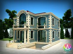Проект по разработки очередного фасада