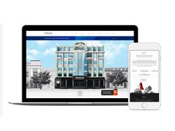 Разработка сайта для Торгового центра