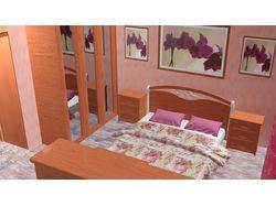 Визуализация интерьеров квартир