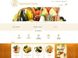 Сайт поиска ресторанов и блюд
