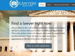 Система по поиску и найму адвокатов