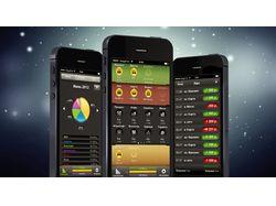 iOS-приложение - финансы