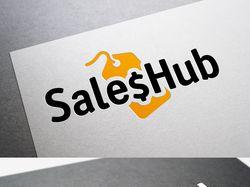 Логотип SalesHub