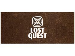 Логотип для квест-рума «LostQwest»