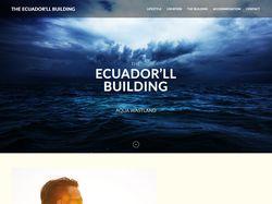 THE ECUADOR BUILDING