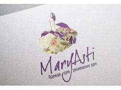 Логотип «MaryAsti»