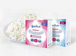 Упаковка для молочных заквасок фирма «Lactina»
