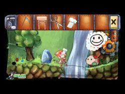 Видео моей игры Little Lamp Story