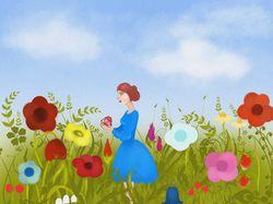 Иллюстрации к детским стихам