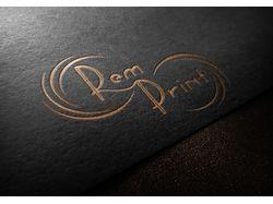 Логотип для сайта RemPrint