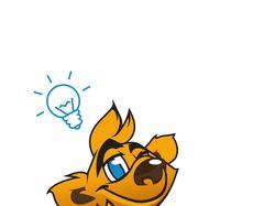 """Персонаж """"CallMe"""" для логотипа компании (вектор)"""
